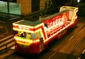 [電車][路面電車][熊本市電]花電車 2011-08-03 19:52:23