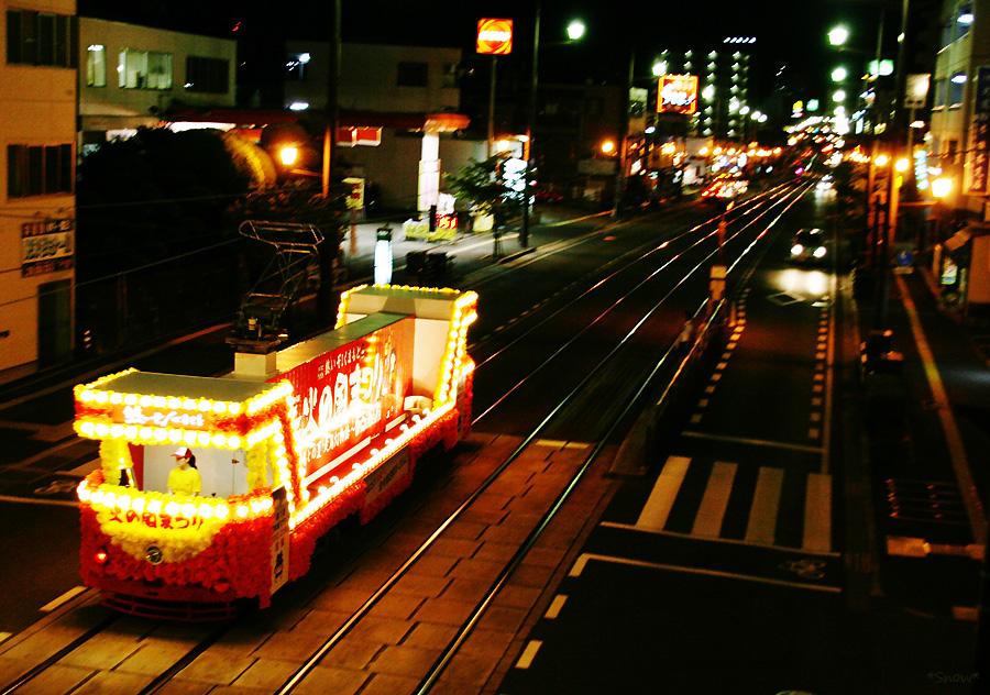 花電車 2011-08-03 19:52:24