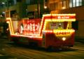 [電車][路面電車][熊本市電]花電車 2011-08-03 20:05:35