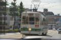 [電車][路面電車][熊本市電]1355 2011-08-25 09:35:21