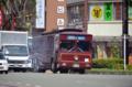 [熊本][バス]レトロ調バス 2011-08-25 09:46:27