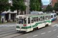 [電車][路面電車][熊本市電]1201 2011-08-26 14:39:58