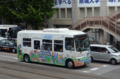 [熊本][バス]しろめぐりん 2011-08-26 14:59:48