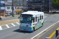 [熊本][バス]しろめぐりん 2011-08-28 11:16:19