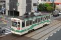 [電車][路面電車][熊本市電]1351 2011-08-27 17:53:20
