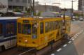 [電車][路面電車][熊本市電]1207&9202 2011-08-27 17:58:43