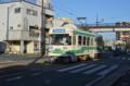 [電車][路面電車][熊本市電]8201 2011-08-29 06:53:42