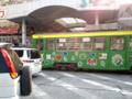 [電車][路面電車][熊本市電]1095 2012-03-28 08:22:11