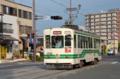 [電車][路面電車][熊本市電]1351 2012-09-02 16:57:02