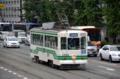 [電車][路面電車][熊本市電]1351 2012-09-03 14:22:11