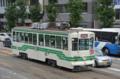 [電車][路面電車][熊本市電]1203 2012-09-03 12:07:35