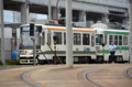 [電車][路面電車][熊本市電]8802・8201 2012-09-03 15:26:52