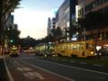 [電車][路面電車][熊本市電]1093・1096 2012-09-21 18:24:50