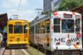 [熊本市電][電車][路面電車]1207・1351 2013-05-26 11:29:13