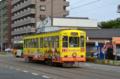 [熊本市電][電車][路面電車]1354 2013-05-27 09:01:58