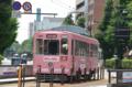[熊本市電][電車][路面電車]1355 2013-05-26 12:07:47