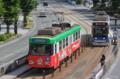 [熊本市電][電車][路面電車]8502 2013-05-26 15:02:09