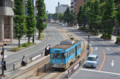 [熊本市電][電車][路面電車]1096 2013-05-26 14:52:41