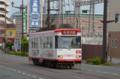 [熊本市電][電車][路面電車]8504 2013-05-27 09:05:13