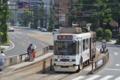 [熊本市電][電車][路面電車]9204 2014-05-31