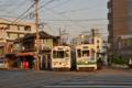 [熊本市電][電車][路面電車]1097・1351 2014-05-31 18:08:15