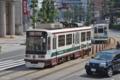 [熊本市電][電車][路面電車]9201 2014-05-31 14:24:49
