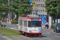 [熊本市電][電車][路面電車]8504 2014-05-31 14:34:49
