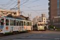 [熊本市電][電車][路面電車]1351 2014-05-31 18:08:12