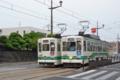 [熊本市電][電車][路面電車]1097・1355 2014-06-01 18:22:01