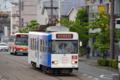[熊本市電][電車][路面電車]8501 2014-06-02 10:24:21