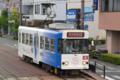 [熊本市電][電車][路面電車]8501 2014-06-02 10:24:42