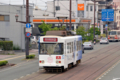 [熊本市電][電車][路面電車]8501 2014-06-02 10:24:58