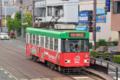 [熊本市電][電車][路面電車]8502 2014-06-02 10:28:31