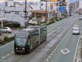 [熊本市電][電車][路面電車]0803AB 2014-12-11 11:51:21