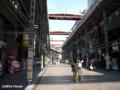 [街] 工事中の下通商店街@熊本市