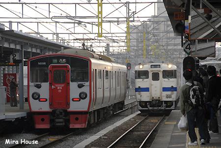 熊本駅 2009年2月20日撮影