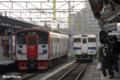 [電車][JR]熊本駅 2009年2月20日撮影