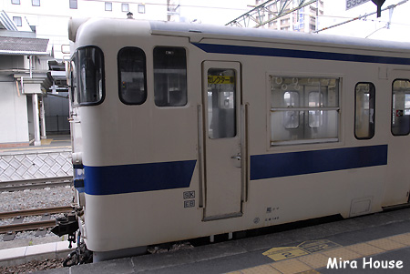 @熊本駅 2009年2月20日撮影
