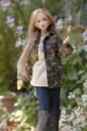 [momoko Doll] 春のハイキング