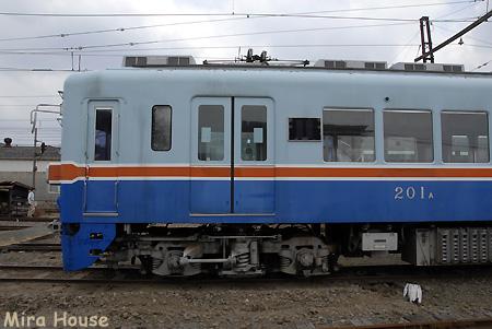 元南海電鉄の22000系 2009-05-30  14:00:30
