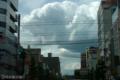 [空][雲]水道町交差点にて 2009-06-20 15:44:00
