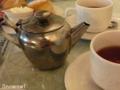 [イギリス]cream tea  2008-05-25 12:19:50