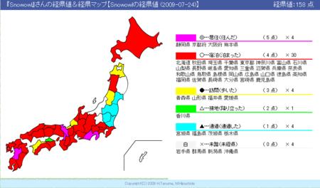 経県値 2009-07-24