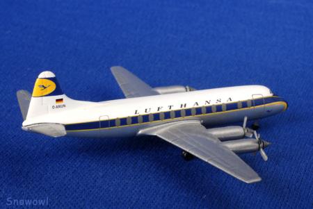 Vickers Viscount V814