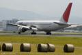 [飛行機][空港]JA8299  2009-08-27 11:07:19