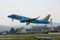 [飛行機][空港]フジドリームエアラインズ JA02FJ  2009-08-27  10:59:55