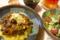 豚挽肉と夏野菜のドライカレー