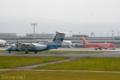 [飛行機][空港]JA81AM  JA01FJ  2009-08-31 11:09:28