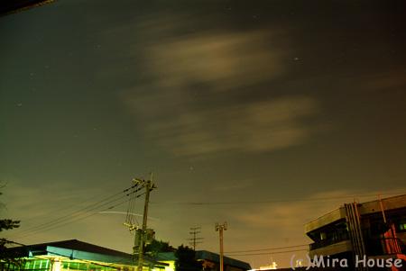 H-IIBロケット打ち上げ@熊本市 2009-09-09 02:04H-IIBロケット打ち上げ@熊