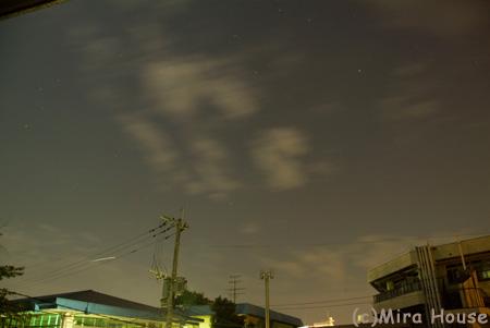 H-IIBロケット打ち上げ@熊本市 2009-09-09 02:05